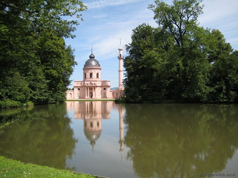 Mosque, Schweztingen Castle Gardens