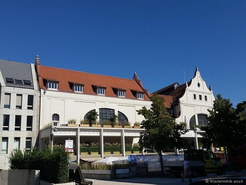 Altes Hallenbad, Heidelberg