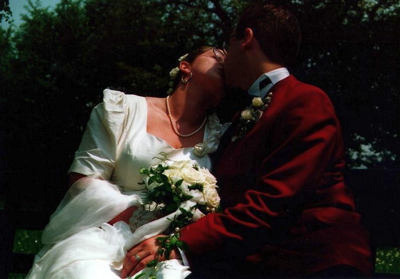 Neckarhex und Siljan als Hochzeitspaar