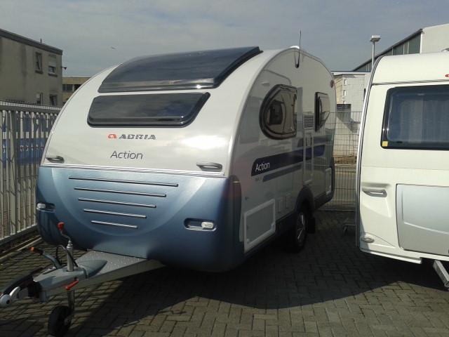 Adria Action 361 LH von aussen
